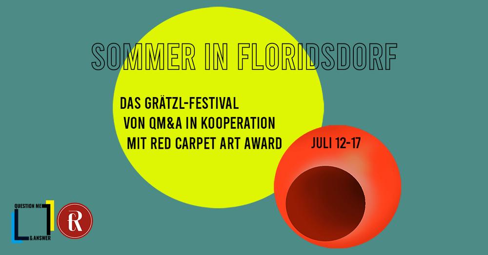SOMMER IN FLORIDSDORF – GRÄTZL FESTIVAL und KINDER WORKSHOPS